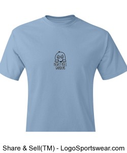 Hanes Mens Tagless T-Shirt Design Zoom
